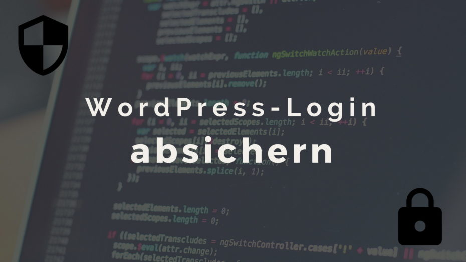 WordPress Login absichern