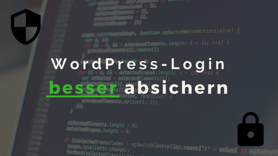 WordPress Login besser absichern