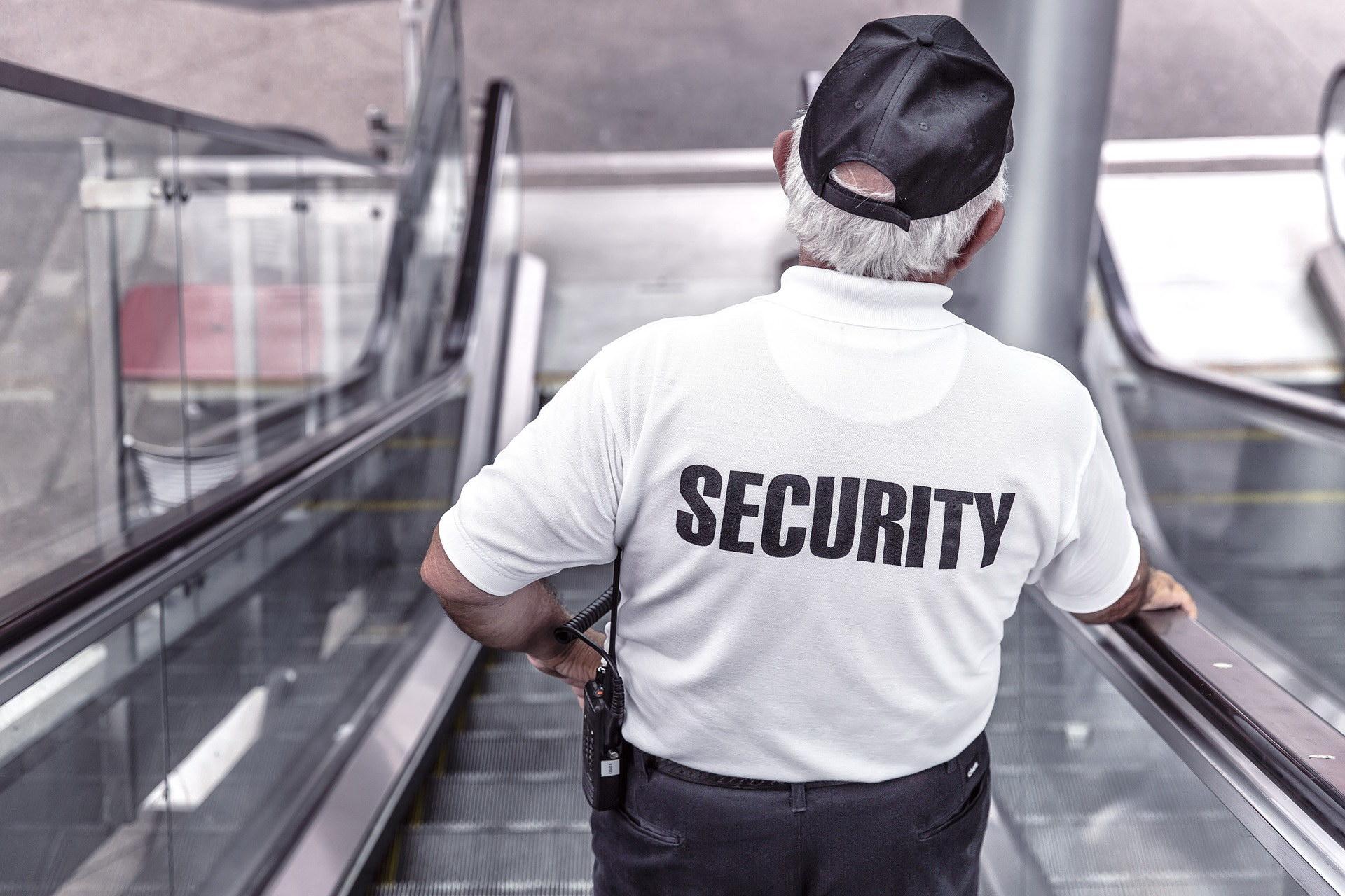 Sicherheitsmann