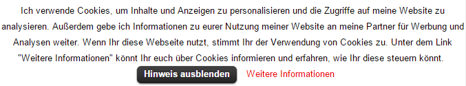 Cookie Law Info