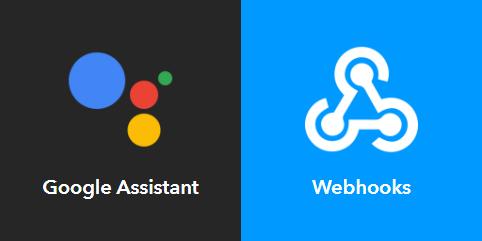 Verwendete IFTTT Google Home Services