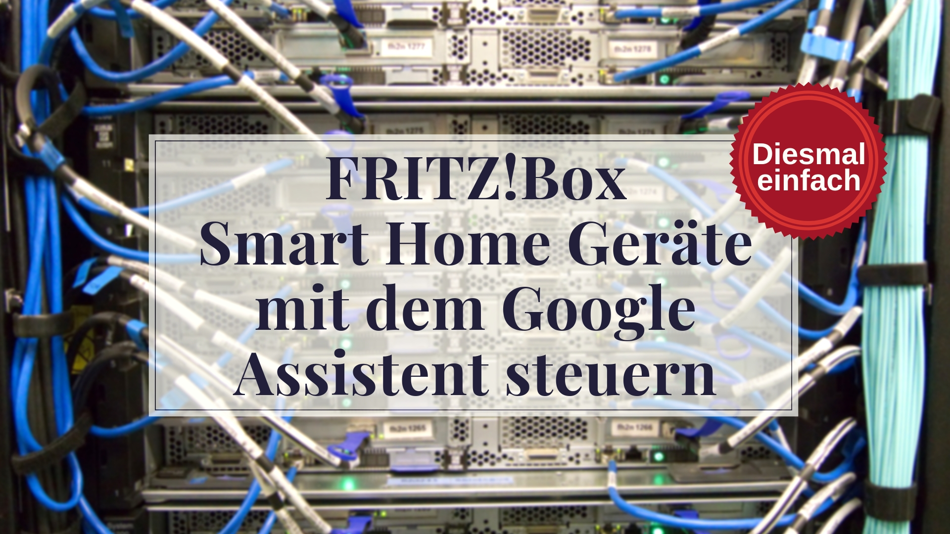 fritz box smart home ger te mit dem google assistent steuern