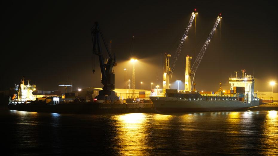 Hafenkraene